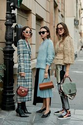 idées inspiration blogger automne hiver #life-style #trend #mode #stylish @Be B…