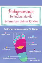 Fußreflexzonenmassage für Babys: So linderst du die Schmerzen deines Kindes
