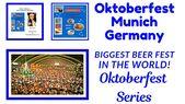 Just a little walk over the OKTOBERFEST MUNICH BAVARIA GERMANY # 7 Bigge…