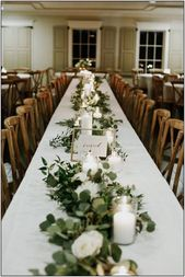 140 budget friendly simple wedding centerpiece ideas with candles page 37 | Homy…