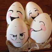 Ostereier Basteln – Die 30 besten Ostereier Färben Ideen nur für euch – Ostern. DIY