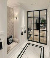 18 elegante moderne Wandspiegel Teppiche Ideen #a…