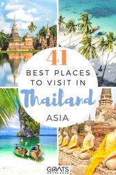 Top 41 Places To Visit in Thailand in 2019