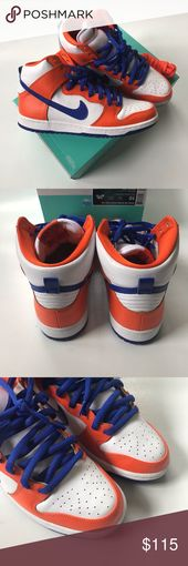 Nike SB Dunk High TRD QS Danny Supra Size 10 Please refer to All Pictures before…
