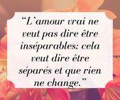 Les 30 plus beaux proverbes sur l'amour à distance | Page 2 sur 6 | Parler d&…