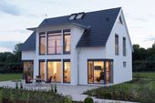 MH Hannover by LUXHAUS | Classic | saddle roof
