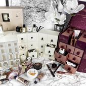 Rounding up some epic beauty advent calendars on the blog! / Makeup beauty flatl…