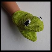 Handpuppen – gestrickt