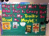 Rock Star Library Bulletin Board
