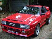 Audi UR Quattro Sport in 2003  – cars