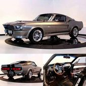 & # 39; 67 Ford Shelby GT-500   – Cars and Trucks I Love!