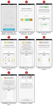 Onboarding Techniques And Examples For Your New Users Onboarding App Onboarding Mobile Application Design