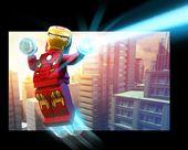 Beeindruckende Illustrationen von LEGO-Charakteren, die wie ein Boss posieren   – lego