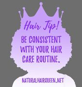 How to build a natural hair care regimen so your hair will be long and healthy