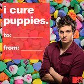 Best Teen Wolf Valentine Ever!i Heart Isaac | Teen Wolf | Pinterest | Teen  Wolf, Wolf And Teen