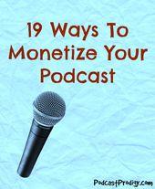 19 Möglichkeiten, Ihren Podcast zu vermarkten – Podcast