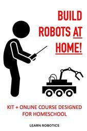 Online Course + Kit for Homeschool