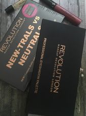 Makeup Revolution New-trals gegen neutrale Palette   – Makeup Revolution