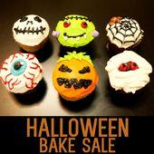 halloween bake sale ideas – Google Search #bakesaleideas halloween bake sale ide…