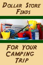 Rv Camping Nödvändigheter Campinghackar
