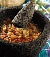 Salsa de morita verde casera, te fascinará / #casera # te fascinará #morita #salsa …   – Bocadillo Vegano