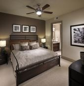 Ideas For Painting Bedroom.  Eye Candy 10 Luscious Brown Bedrooms Walls and