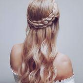 41 Bridal Hairstyles Vintage, Classic And Elegant
