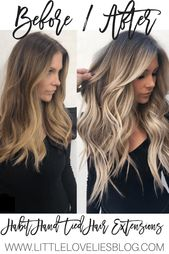EVERYTHING TO KNOW ABOUT HABIT HAND-TIED HAIR EXTENSIONS – Little Lovelies Blog