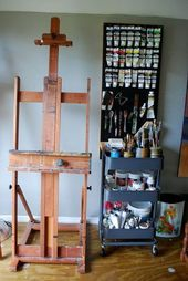 Woodshed in Epic Art Studio – #art #Epic #Wood …
