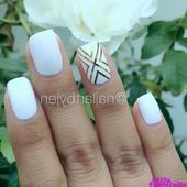 40 Best Metallized Nail Designs für 2019