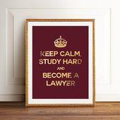 Legislation Faculty Motivational Prints