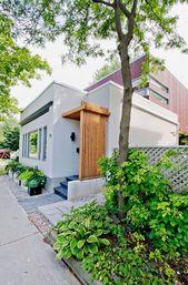 Schönes modernes Zuhause von Linebox Studio