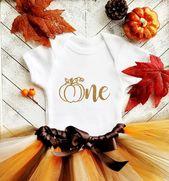 First Thanksgiving Baby Girl Outfit-Thanksgiving Tutu-Baby Thanksgiving Onesie-Fall Pumpkin Onesie Outfit-Fall Baby-First Birthday Outfit – baby