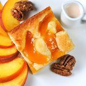 Peach Pie-cake :) Muss @ Meia Ford markieren, da sie einen Pfirsichbaum hat und dann …   – Recipes