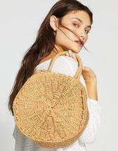 AFFILIATELINK | Raffia Crossbody Bag  Tassen en rugzakken | #outfits#für #fraue...