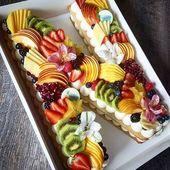 Herbst Kuchen Deko-Ideen   – Frosting Cake Decorating