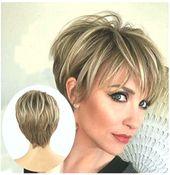 Vivacious Hair and Perücken #KurzesHaarMitPony #ShortHairWithFringefaceshapes