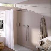 Duschvorhange In 2020 Duschvorhangstange Duschvorhang Dusche