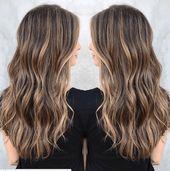 25 atemberaubende Bilder von Balayage Brown Hair, die uns dazu bringen, unseren Coloristen anzurufen