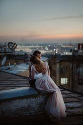50 atemberaubende Hochzeitsfotos, die jeden an Rom…