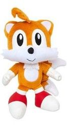 Item 807448 Sonic The Hedgehog Miles Tails Prower Classic Tails Jakks Pacific Sonic The Hedgehog Hedgehog Sonic