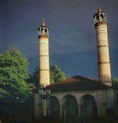Govhər Aga Məscidi Aggression By Armenia Against Azerbaijan On May 8 1992 City Of Susa Was Occupied Historical Monuments Amazing Art Painting Amazing Art