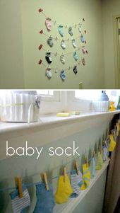 24 Insanely Cool Baby Shower Decorating Ideas