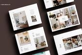 Ad: Mod Collection by Moscovita on Creative Market. Moscovita Studio, Creative Design to Stand Out. Mod Collection consists of 3 templates made in Ado…