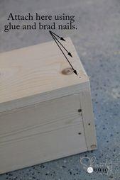 DIY Floating Rustic Shelf or Mantle!