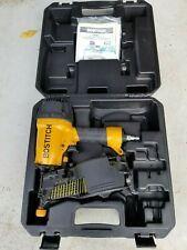 Bostitch N66c Industrial Air Pneumatic Coil Sliding Nailer For 1 1 4 To 2 1 2 Pneumatic Nailers Nailer Air Tools