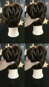 Hairstyle Tutorial 685