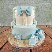 ▷ 1001+ Ideen für Torten zur Taufe – einzigartige Feier gestalten – Baby shower cake