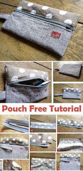 Pouch / Pencil Case Tutorial