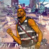 Instagram von Michael Farhat: Mad Max Vibe X KD #ArtMobb Richard Herrera …   – NBA
